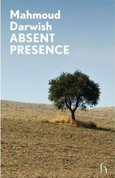 Mahmoud Darwish Absent Presence Hesperus Cover