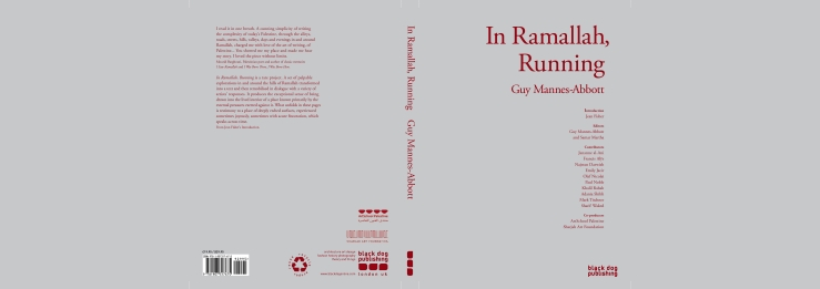 In Ramallah, Running by Guy Mannes-Abbott - cover artwork