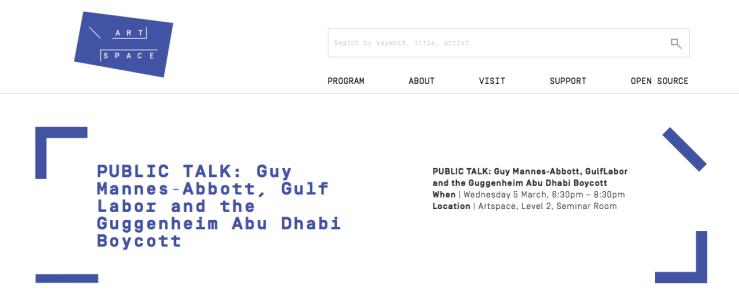 publictalk_guymannesabbott_gulflabor_artspacesydney